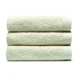 Serviette de bain 70x140 cm Gamme Pure Uni - Ecru