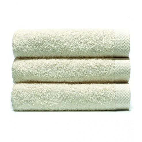 serviette de bain 70x140 cm gamme pure uni ecru unesalledebain. Black Bedroom Furniture Sets. Home Design Ideas