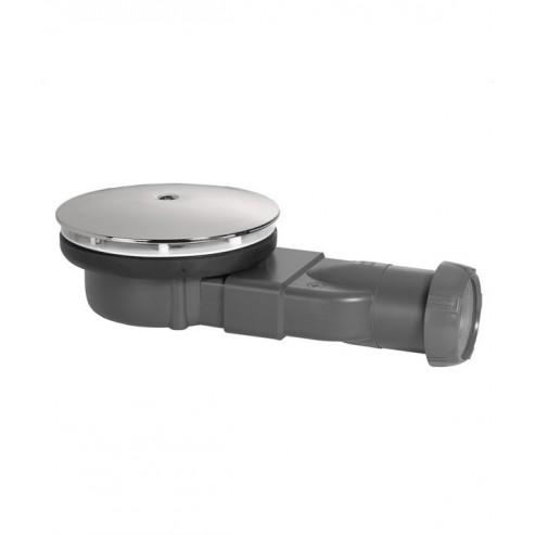 Bonde de douche  extra-plate Ø 90mm - Wirquin