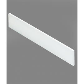 Résiplinthe - socle pour Receveur de douche Blanc - 100x10
