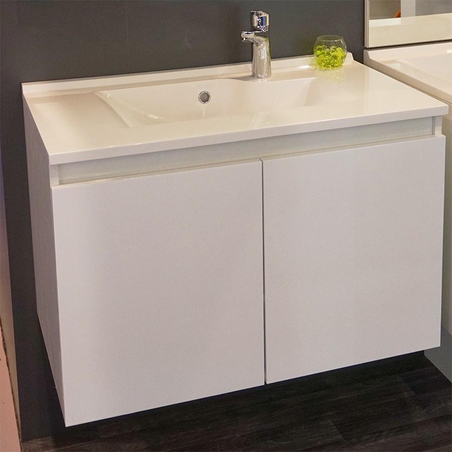 caisson suspendu simple vasque proline. Black Bedroom Furniture Sets. Home Design Ideas