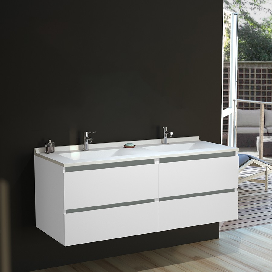 Salle de bains meuble design par cher saisir for Caisson sous vasque salle de bain