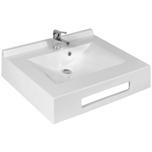 Vasque Suspendu Pour Salle De Bain - Vasque suspendue salle de bain