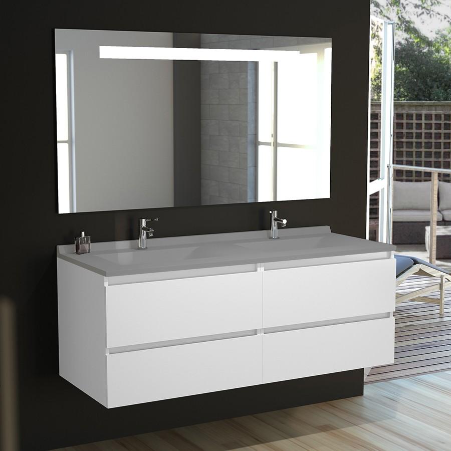 Meuble Haut Salle De Bain Avec Miroir salle de bains - meuble design par cher à saisir !