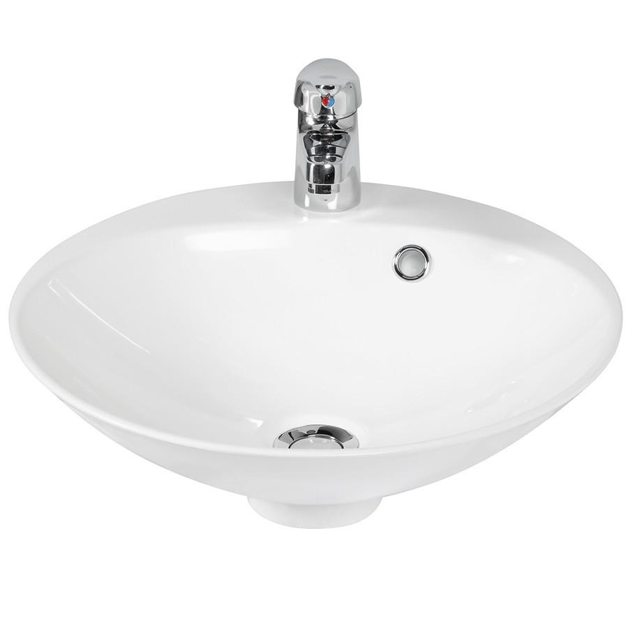 Vasque ronde de salle de vain - Salle de bain resine ...