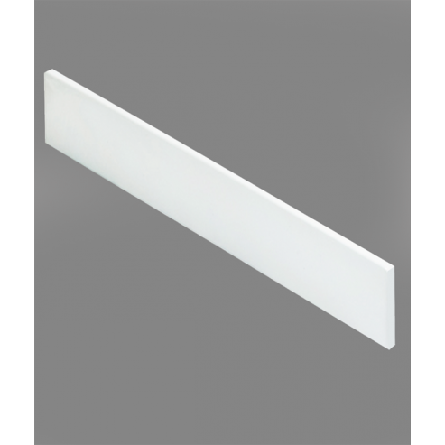 Résiplinthe - plinthe pour Receveur de douche Blanc - 90x10
