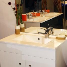 Plan simple vasque prof 46 RÉSILOGE - 70 cm