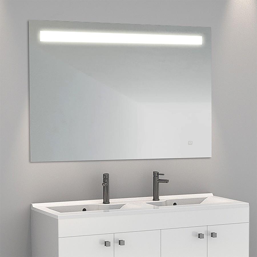 Miroir Rétro éclairant