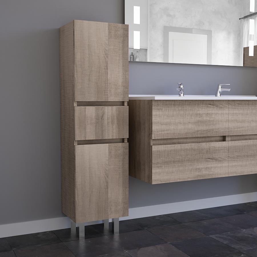 colonne salle de bain armoire salle de bain sur pieds. Black Bedroom Furniture Sets. Home Design Ideas