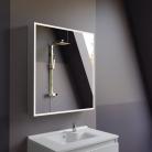 Armoire miroir LED ARMILED avec prise et interrupteur - 70 cm