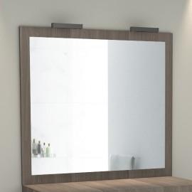 Miroir avec applique Led MIRALT - 120 cm - vienna