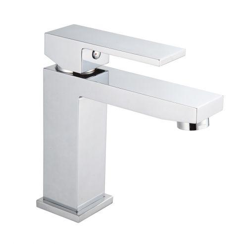 Mitigeur lavabo chromé LUXUS