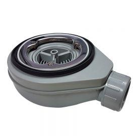 Bonde de douche extra-plate Ø 90mm pour SLIMMER ou CELEST