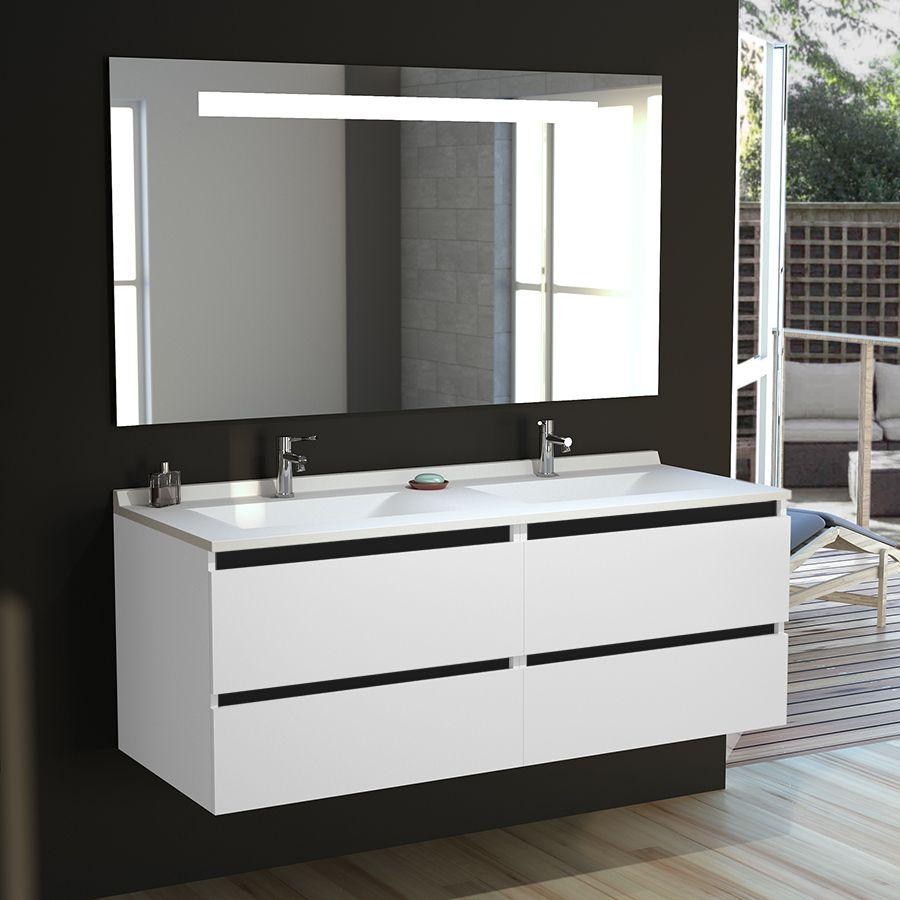 Vasque suspendu pour salle de bain - Lavabo vasque salle de bain ...