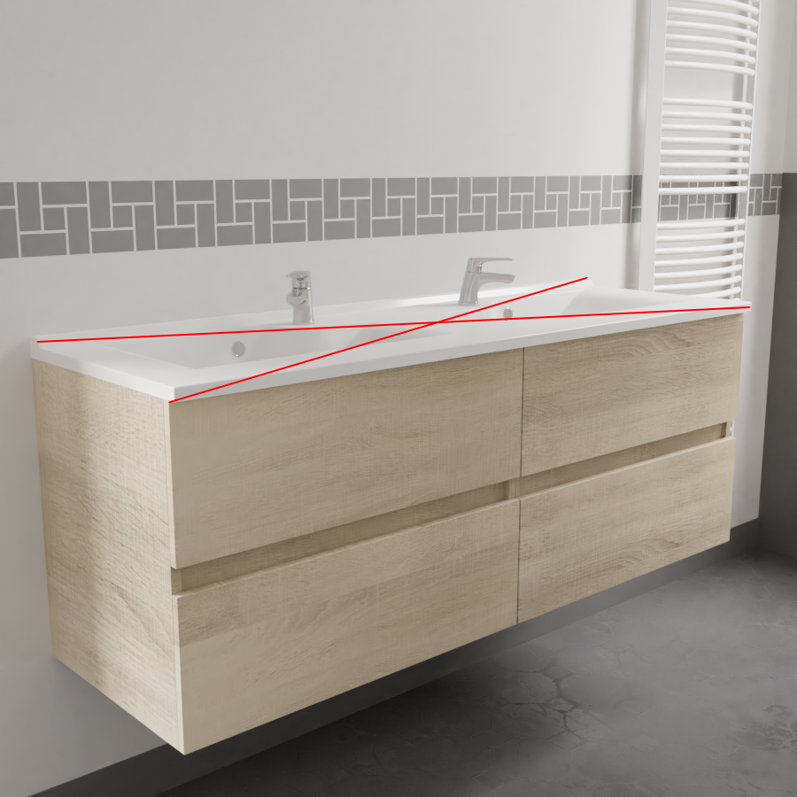 Decoration cuisine tableau noir - Destockage meuble salle de bain ...