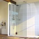 Paroi de douche fixe 10 mm STURDY - 120 cm