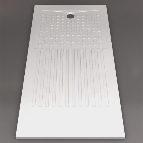 Bac à douche découpable OASIS - 190*90 cm