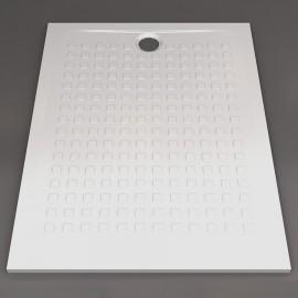 Receveur ultraplat rectangle RÉSISOL ? 100*80 cm